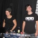 LJ und DJ beim 1. U20 Poetry Slam Erlangen im November 2010