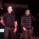 Die tExtremisten beim 8. Geburtstag des Poetry Slam Erlangen 2010