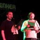 Team Totale Zerstörung beim 8. Geburtstag des Poetry Slam Erlangen 2010