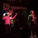 Fuck Hornisschen Orchestra beim 8. Geburtstag des Poetry Slam Erlangen 2010