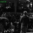 Sicht von der Kellerbühne - Poetry Slam Erlangen April 2010