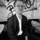 Udo Tiffert Backstage - Poetry Slam Erlangen April 2010