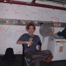 Toby Borke Backstage