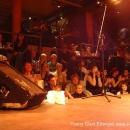 Publikum Bühnenperspektive