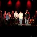 Alle Poeten beim Geburtstags-Poetry-Slam Erlangen im Januar 2014