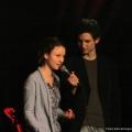 Abstimmungsberatung beim Geburtstags-Poetry-Slam Erlangen im Januar 2014