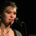 Fee beim Geburtstags-Poetry-Slam Erlangen im Januar 2014