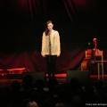 Jule Weber beim Geburtstags-Poetry-Slam Erlangen im Januar 2014