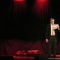 Volker Strübing beim Geburtstags-Poetry-Slam Erlangen im Januar 2014