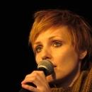 Pauline Füg beim Open-Air-Poetry-Slam zum Poetenfest 2013