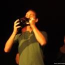 Pierre Jarawan beim Open-Air-Poetry-Slam zum Poetenfest 2013