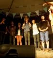 Alle Poeten beim Open Air 2014
