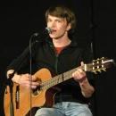 Alexander Lugh - Unser musikalischer Gast beim Poetry Slam im April 2011