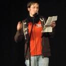 Armin Neitzel - Poetry Slam Erlangen im April 2011