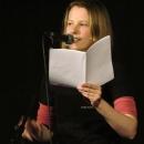 Katharina Spengler - Poetry Slam Erlangen im April 2011