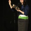 Karen Finneyfrock - Unser Special-Guest aus den USA beim Poetry Slam Erlangen im April 2011