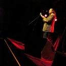 Bo Wimmer beim Poetry Slam Erlangen im April 2014