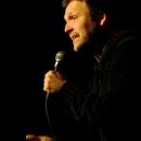 Bumillo beim Poetry Slam Erlangen im April 2014