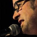 Bybercap beim Poetry Slam Erlangen im April 2014