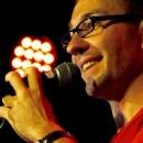 Leo Frühling beim Poetry Slam Erlangen im April 2014