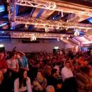 Publikum beim Poetry Slam Erlangen im April 2014