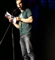 Nik Salzflausen beim Poetry Slam Erlangen im April 2015.jpg