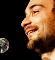 Stefan Doersing im Finale beim Poetry Slam Erlangen im April 2015.jpg