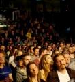 Unser hübsches Publikum beim Poetry Slam Erlangen im April 2016