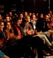 Unser tolles Publikum beim Poetry Slam Erlangen im April 2016