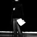 Sakura Dojo beim Poetry Slam Erlangen im Dezember 2010