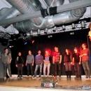 Alle Kuenstler beim Poetry Slam Erlangen im Dezember 2013