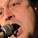 Gymmick beim Poetry Slam Erlangen im Dezember 2013