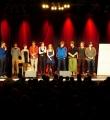 Alle Poeten beim Poetry Slam im Dezember 2014