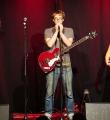 Billy Rückwärts beim Poetry Slam im Dezember 2014