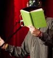 Eny 42 beim Poetry Slam im Dezember 2014