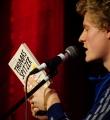 Finale Thomas Spitzer beim Poetry Slam im Dezember 2014