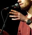 Philipp Czerny beim Poetry Slam Erlangen im Dezember 2015