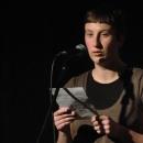 Carina Birzer - Poetry Slam Erlangen Februar 2011