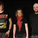 Finalisten Kennel & Spengler - Poetry Slam Erlangen Februar 2011