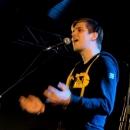 Felix Kaden beim Poetry Slam Erlangen im Februar 2014