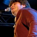 Jan Philipp Zymny beim Poetry Slam Erlangen im Februar 2014
