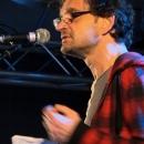 Jürgen Kressel beim Poetry Slam Erlangen im Februar 2014