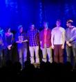 Alle Poeten beim Poetry Slam Erlangen im Februar 2015