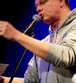 Finale Thomas Schmidt beim Poetry Slam Erlangen im Februar 2015