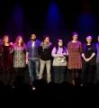 Alle Poeten beim Poetry Slam Erlangen im Februar 2016