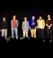 Alle Poeten beim Poetry Slam in Erlangen im Februar 2017