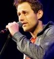 Philipp Czerny beim Poetry Slam in Erlangen im Februar 2017