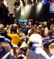 Publikum beim Poetry Slam in Erlangen im Januar 2016
