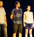 Alle Poeten beim Open Air Slam Erlangen im Juli 2015