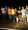 Alle Poeten beim Poetry Slam Erlangen im Juni 2015